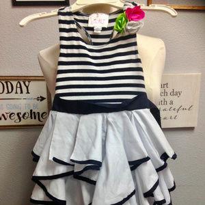 BIscotti Girls Strappy Dress